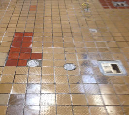 Multiple tile repairs