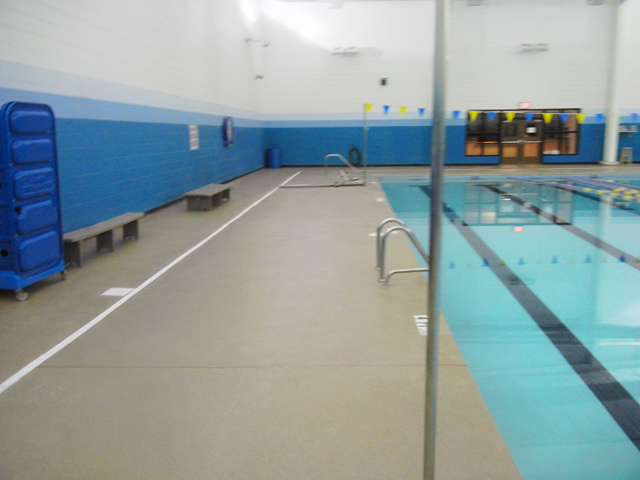 Everlast Epoxy Flooring Has A Textured Finish That Creates A Slip Resistant  Flooring. It Has A Coarse, Pebbled, Ribbed, But Non Abrasive Surface.