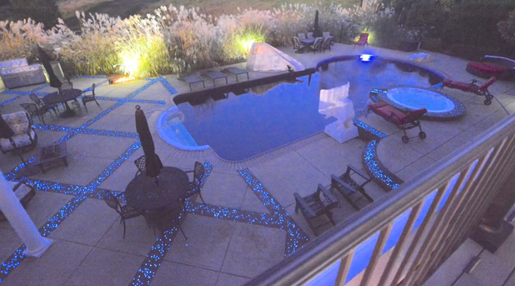 Outdoor Tough Pool Decking