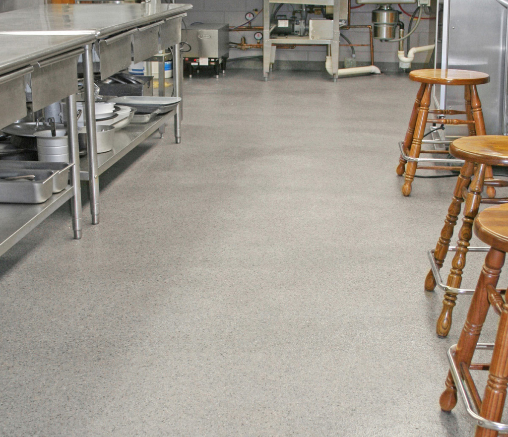 epoxy flooring for correctional facilities