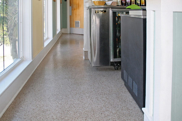 Long lasting floors