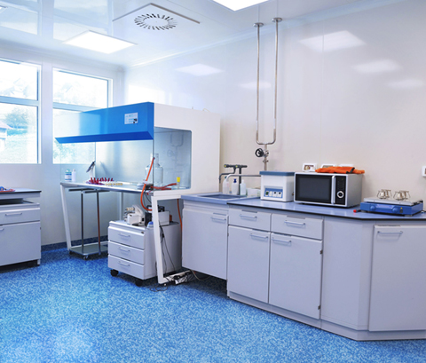 Laboratories + Cleanrooms