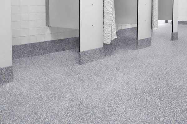 Merveilleux Locker Room Showers Flooring