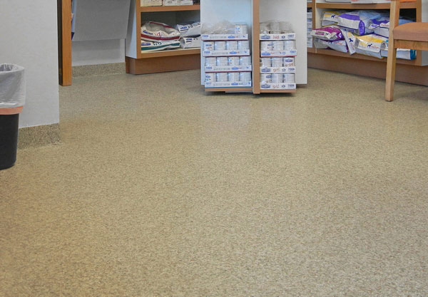 Attractive Hygienic Flooring For Lobbies Reception Areas Dining
