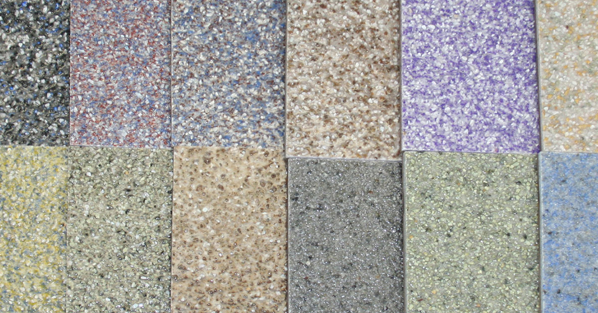 48 Colors Of Epoxy Flooring To Choose From