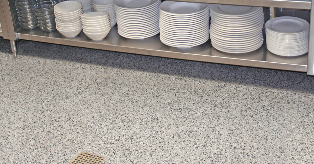 Everlast® Epoxy Flooring