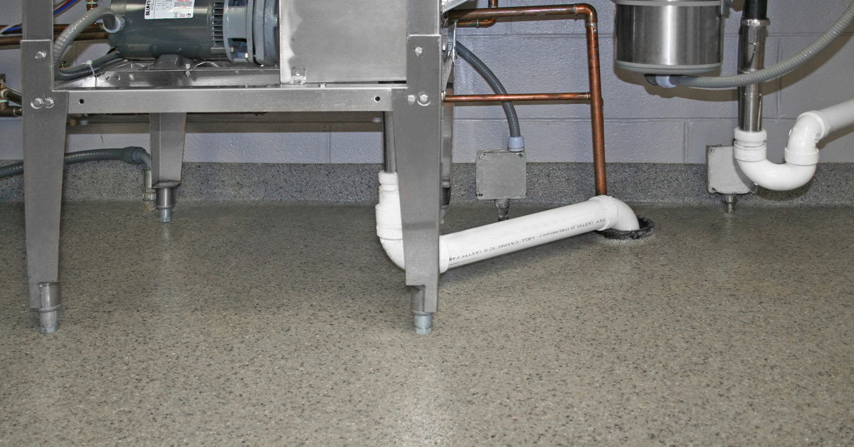 Epoxy Floor Coatings Outlast Other Types of Flooring