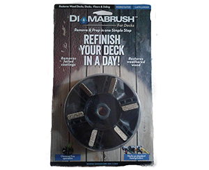 "Diamabrush 4.5"" Removal Tool"